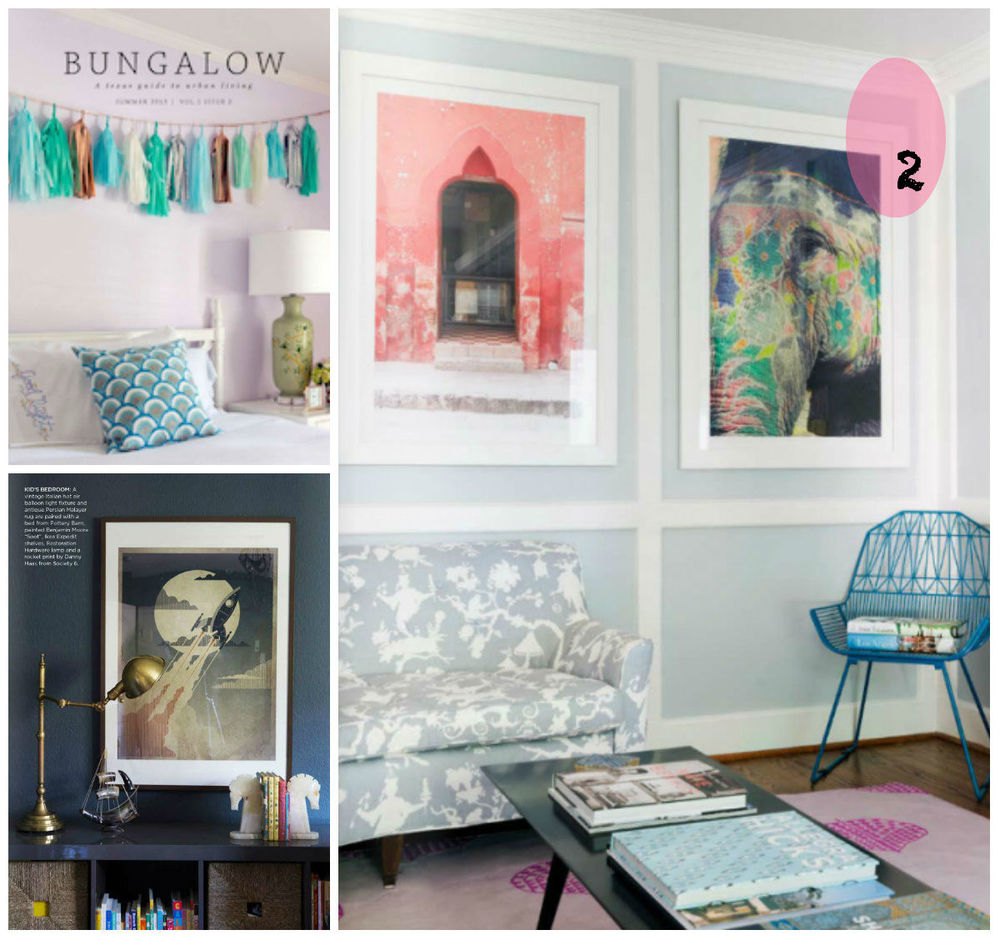 Images from Bungalow online magazine