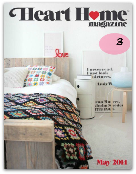 Images from Heart Home online magazine