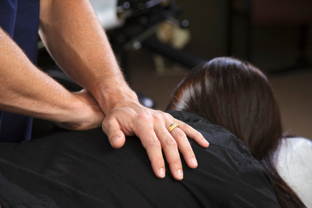 Image Of Chiropractic Adjustment