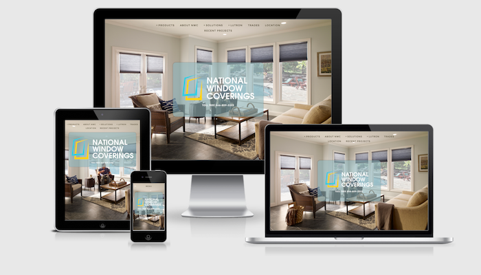 Click to see the National Window Coverings website.