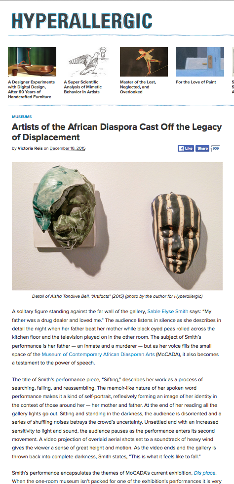 Hyperallergic (click for full article)