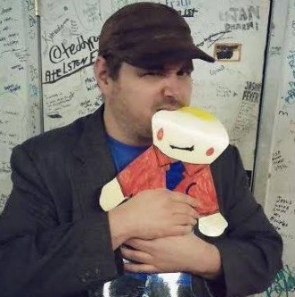"Adam Tod Brown  is an Editor at  Cracked , where he writes a weekly humor column titled  ""The People Vs Adam Tod Brown,""  He is also a  standup comedian  and  the host & creator of the Unpopular Opinion podcast.  Find him on Twitter at:  @adamtodbrown (with one D people)  and  @unpops ."