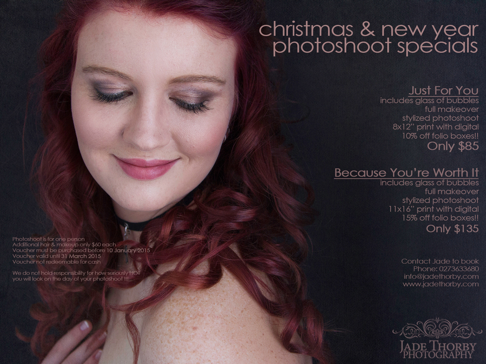 jade thorby photography christmas and new year special 2014