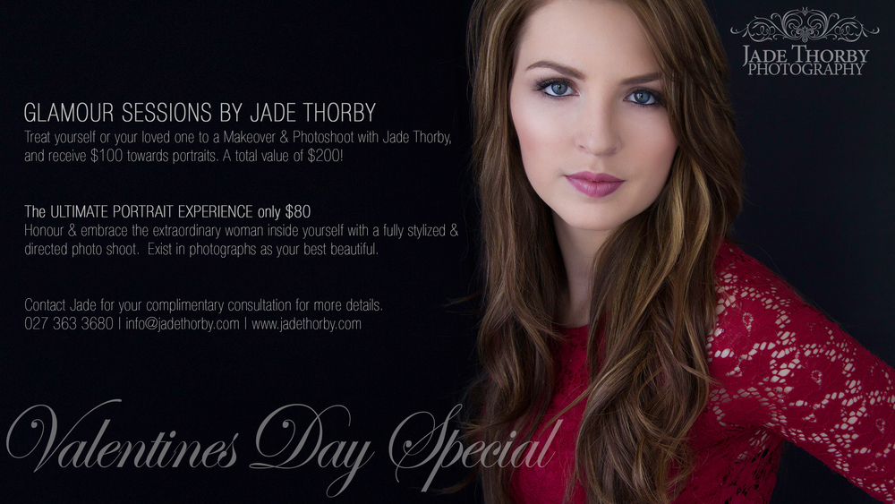 jade thorby valentines special 2015