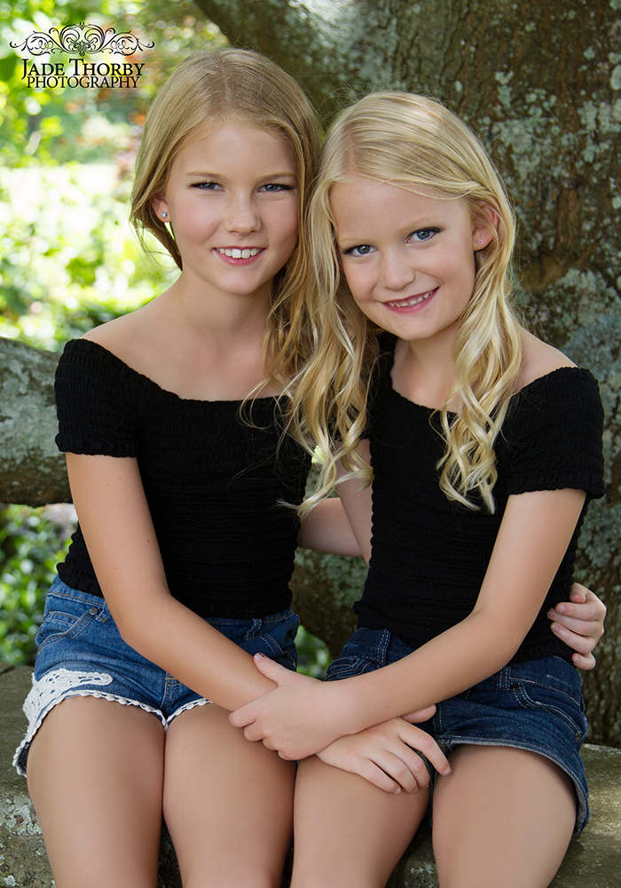 jade thorby photography - sisters