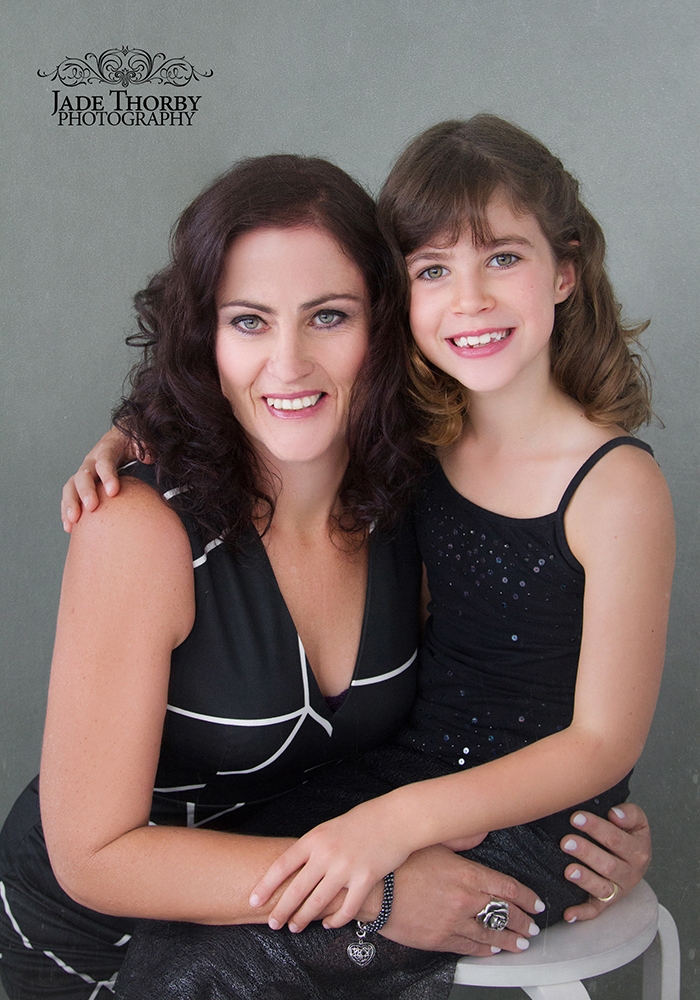 jade thorby photography - mother and daughter