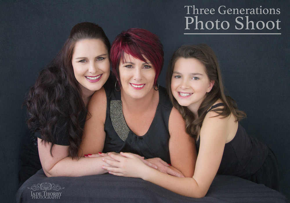 jadethorbyphotography - three gen