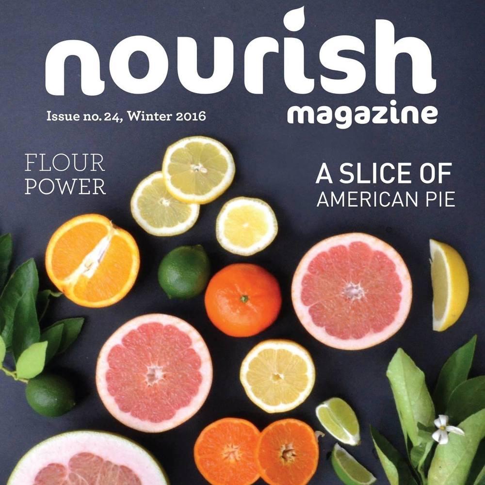 nourish winter issue 2016