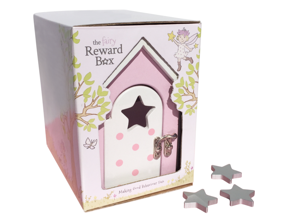 The Fairy Reward Box - a beautifully presented gift