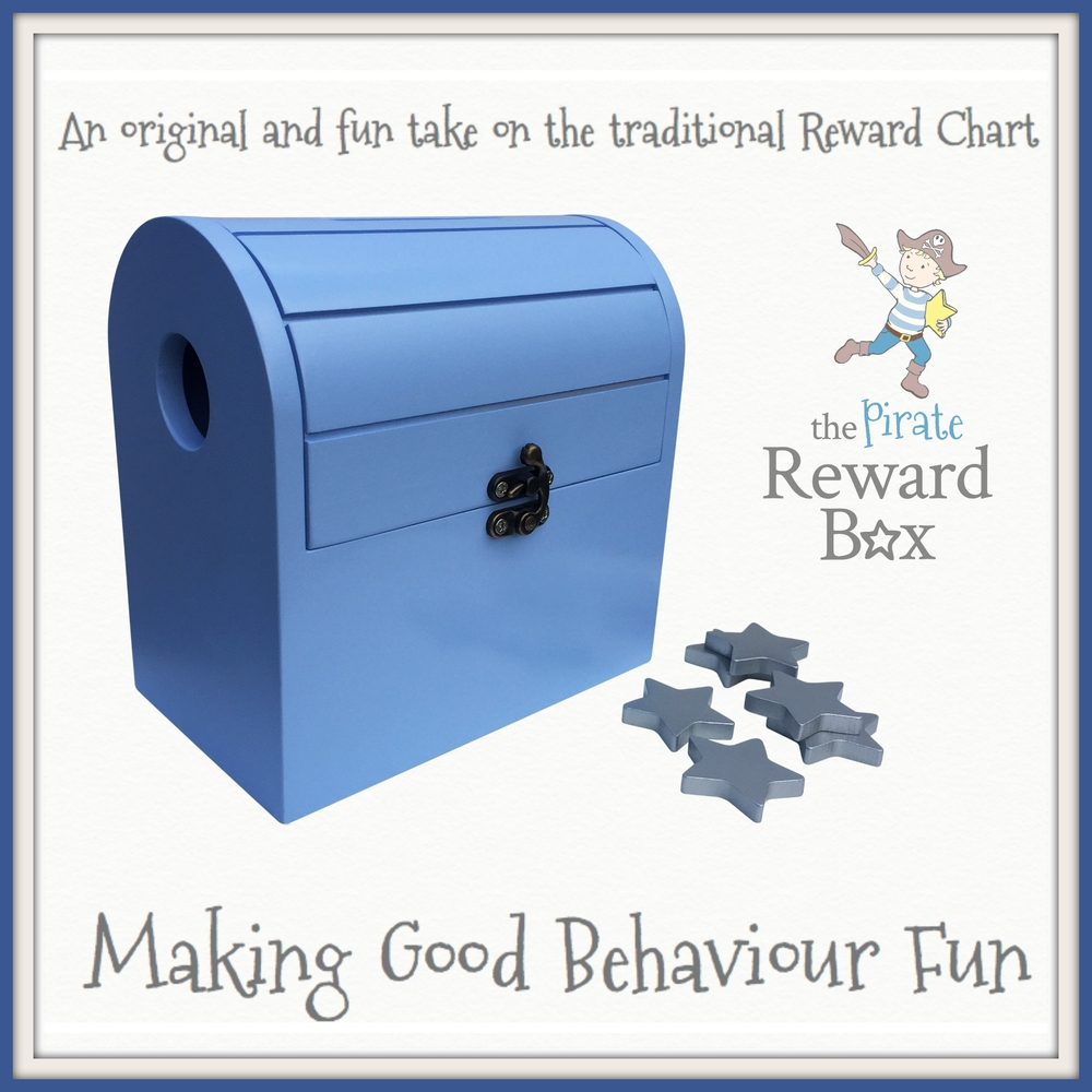 The Pirate Reward Box - Making Good Behaviour Fun