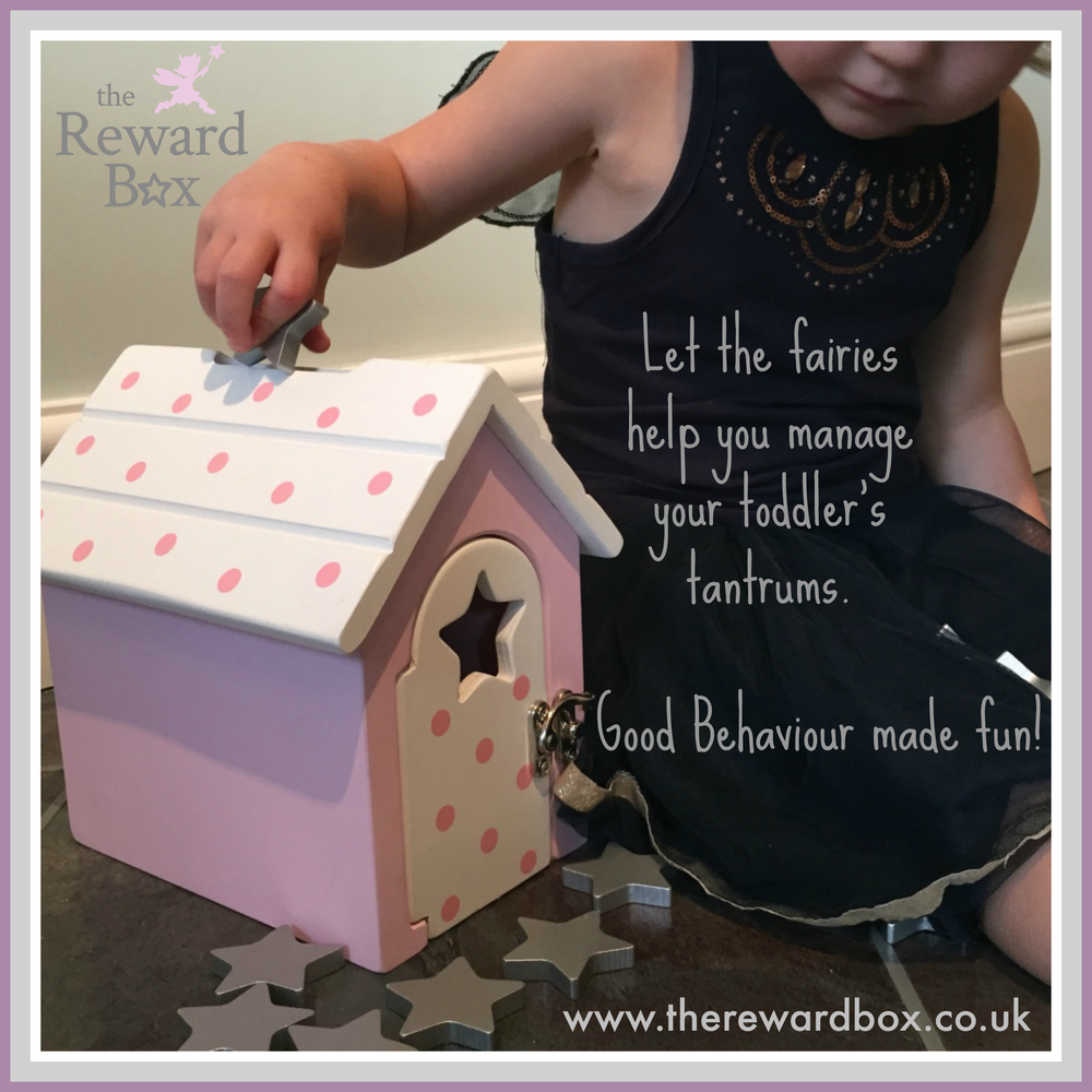 The Fairy Reward Box toddler tantrums