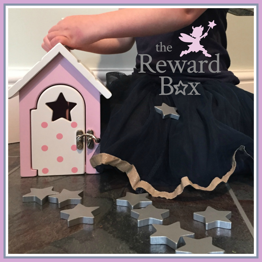 The Fairy Reward Box is a perfect present for little girls