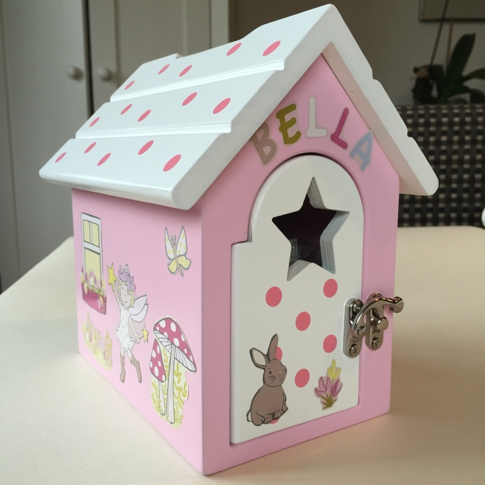 Personalised Fairy Reward Box - Bella