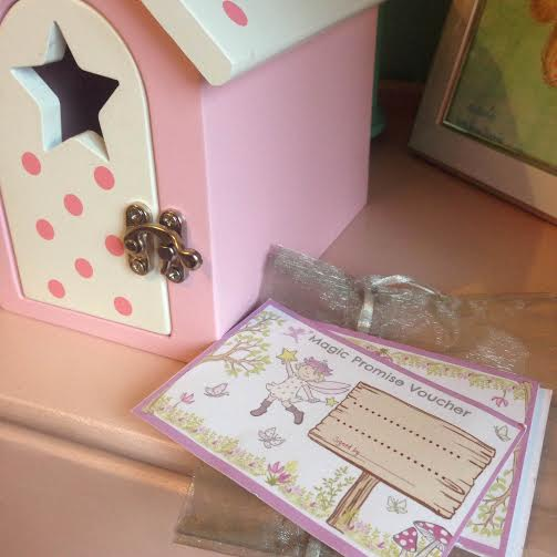 EllieBabiBear The Fairy Reward Box Fairy Promise Vouchers