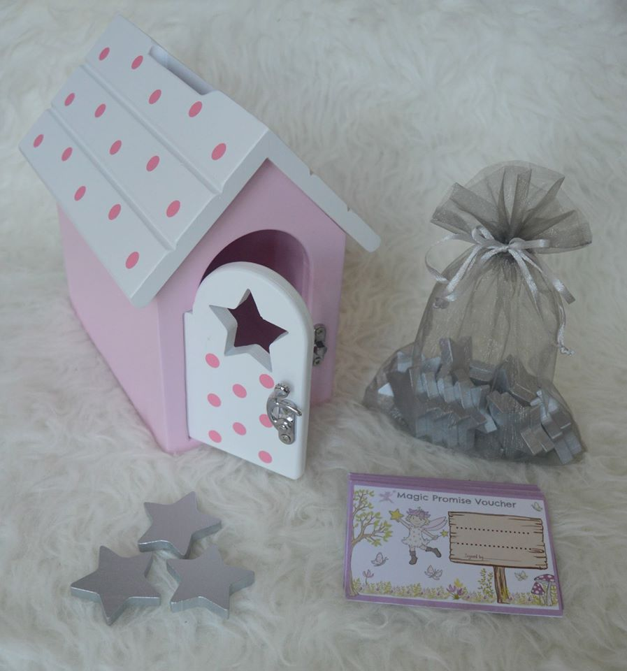 MyLittleBaBogBlog The Fairy Reward Box - what comes in the box