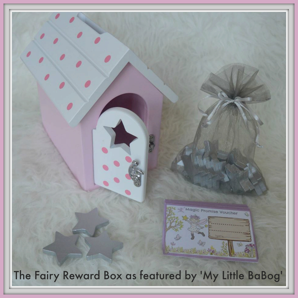 The Fairy Reward Box as featured by My Little BaBog