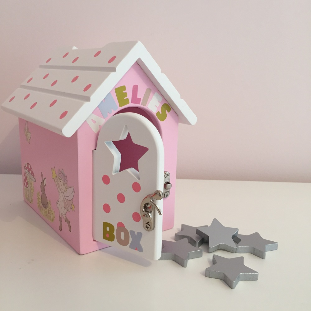 The Fairy Reward Box personalised for Amelie