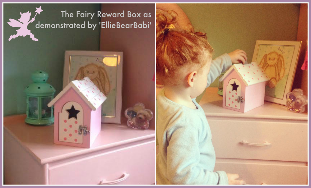 EllieBearBabi Fairy Reward Box Review