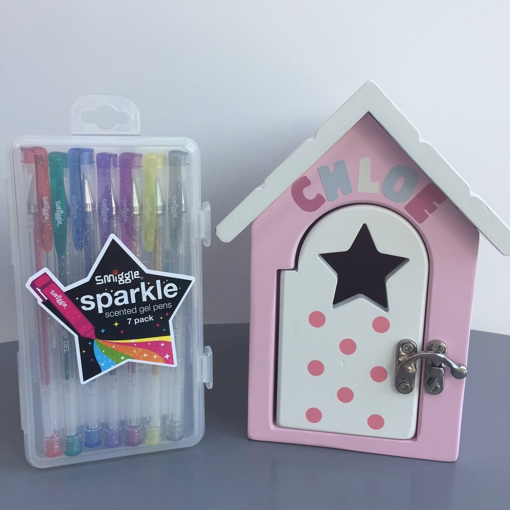 the Reward Box and Smiggle