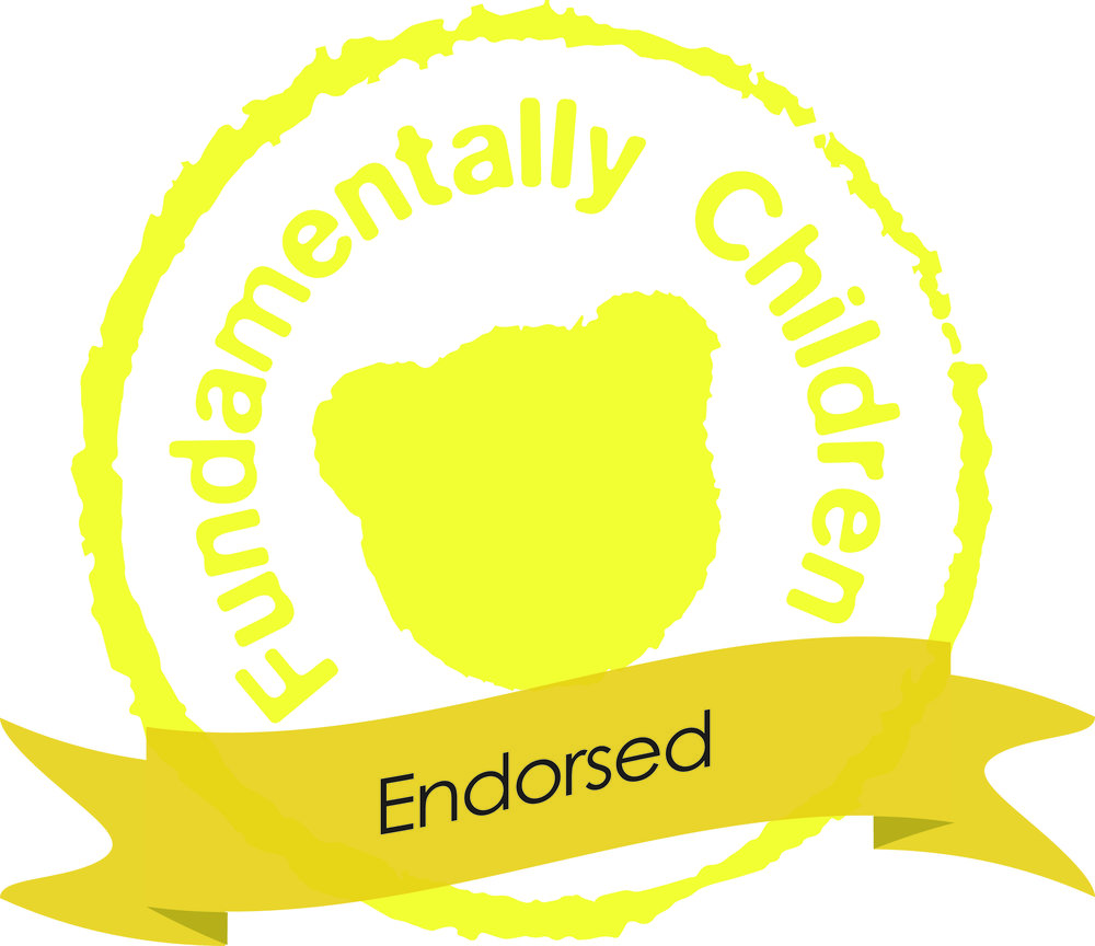 The Reward Box is endorsed by Fundametally Children
