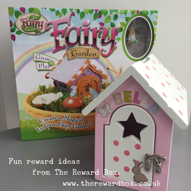 The Fairy Reward Box and Fairy Garden