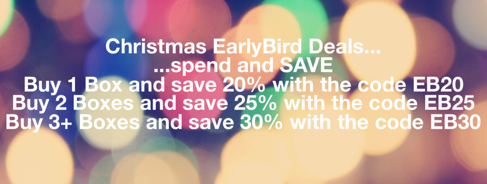The Reward Box Christmas Deals