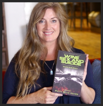 Award-Winning Author patty blue hayes