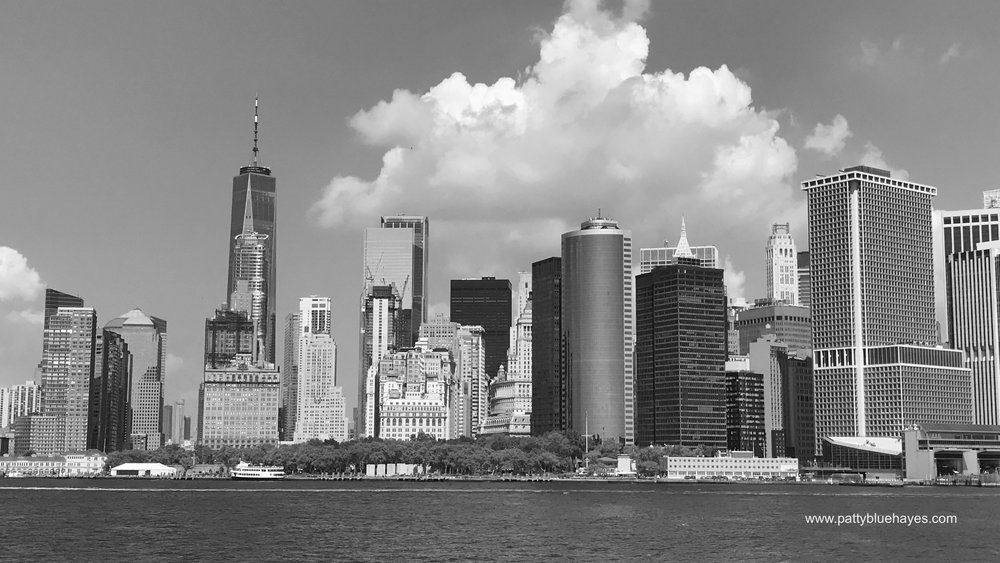 From the Staten Island Ferry, NY
