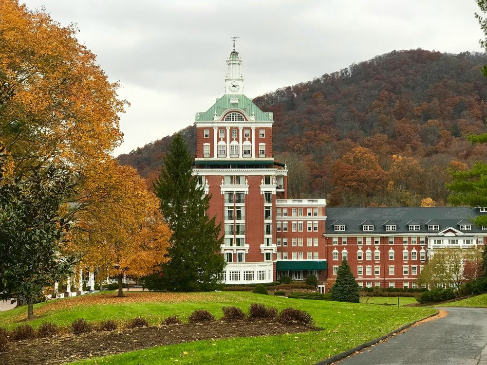 The Omni Homestead Hotel, Hot Springs, VA