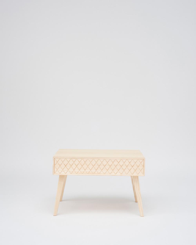 Æsh & Tweed coffee table, Photo Justin Barton