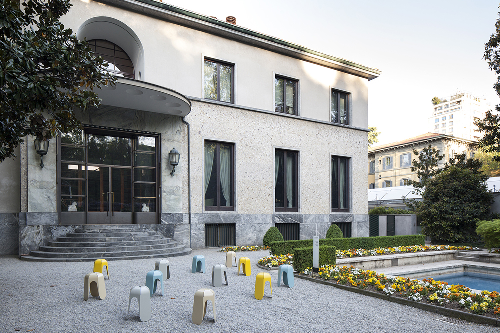 Villa Necchi Campiglio is an architectural gem by architect Piero Portaluppi ©Laura Fantacuzzi & Maxime Galati-Fourcade