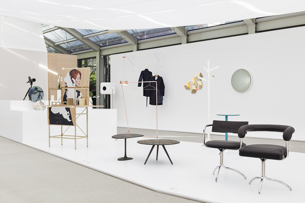Mads Perch & Georg Œhler, Studio Bellidea, Wittmann, Glass-Inspiration, Tischlerei Pühringer, ka ma interior, Phil Divi, Pia Bauernberger, Katharina Eisenköck Photography by Laura Fantacuzzi and Maxime Galati Fourcade