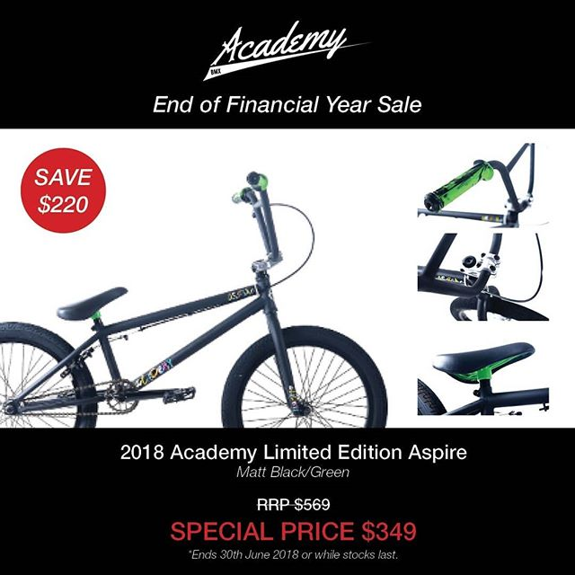 Bmx deals from @academybmx @colonybmxbrand @kinkbmx