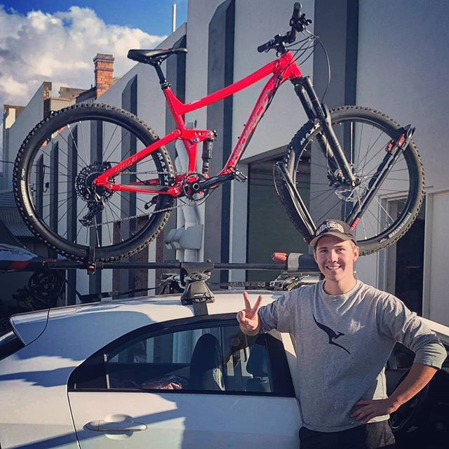More @norcobikesaus SIGHT goodness hitting the locals! #toowoomba #mountainbike #happycustomer
