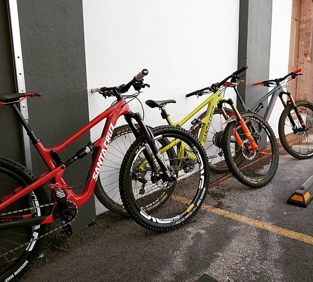 Choose your 29er trail weapon! Hightower, Hightower Lt or Tallboy?  @santacruzbicyclesau