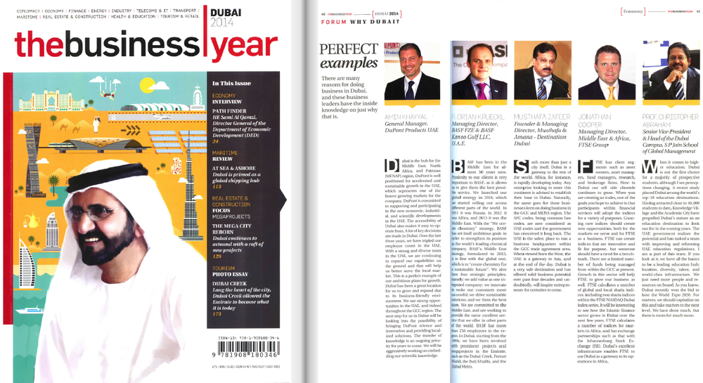 The Business Year 2014