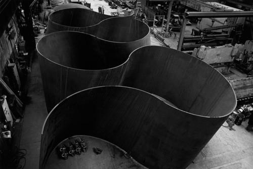 work by Richard Serra