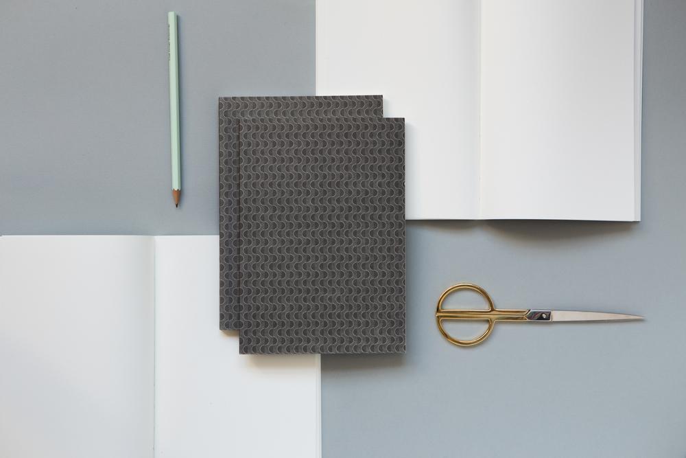 ola wave notebook grey