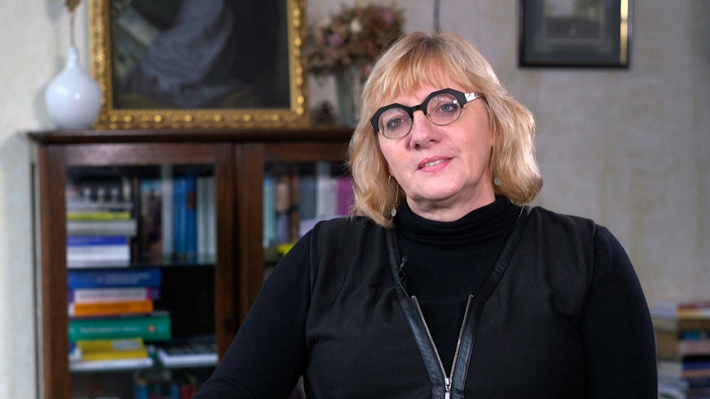 Rita Fountain, 54, Palliativkoordinatorin