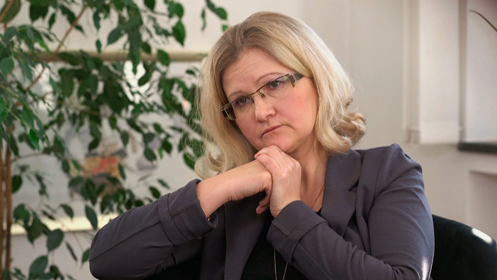 Dr. (YU), M.san. Ljiljana Joksimovic, 51, Ärztin für Psychosomatische Medizin und Psychotherapie