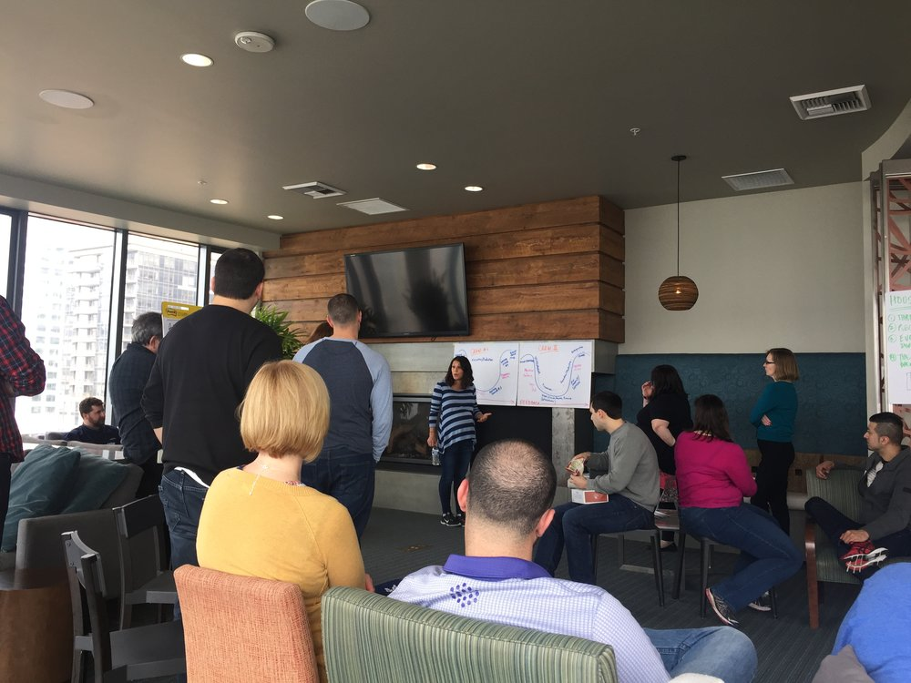Facilitative Leadership Acceleration at Capital One
