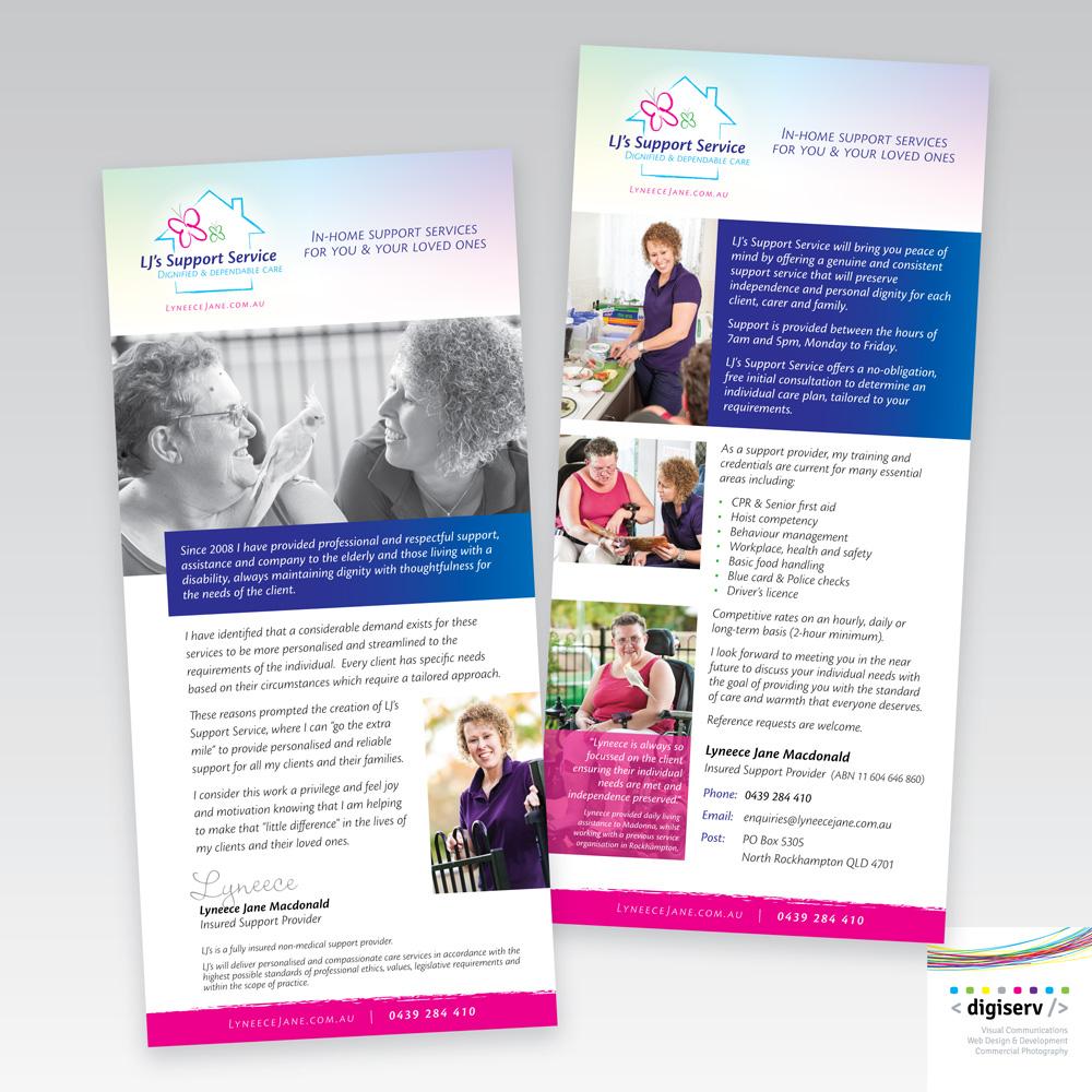 DL brochure