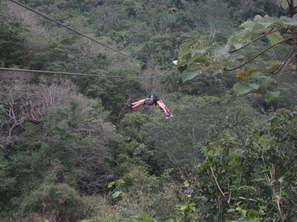 Qoya Ziplining in Costa Rica