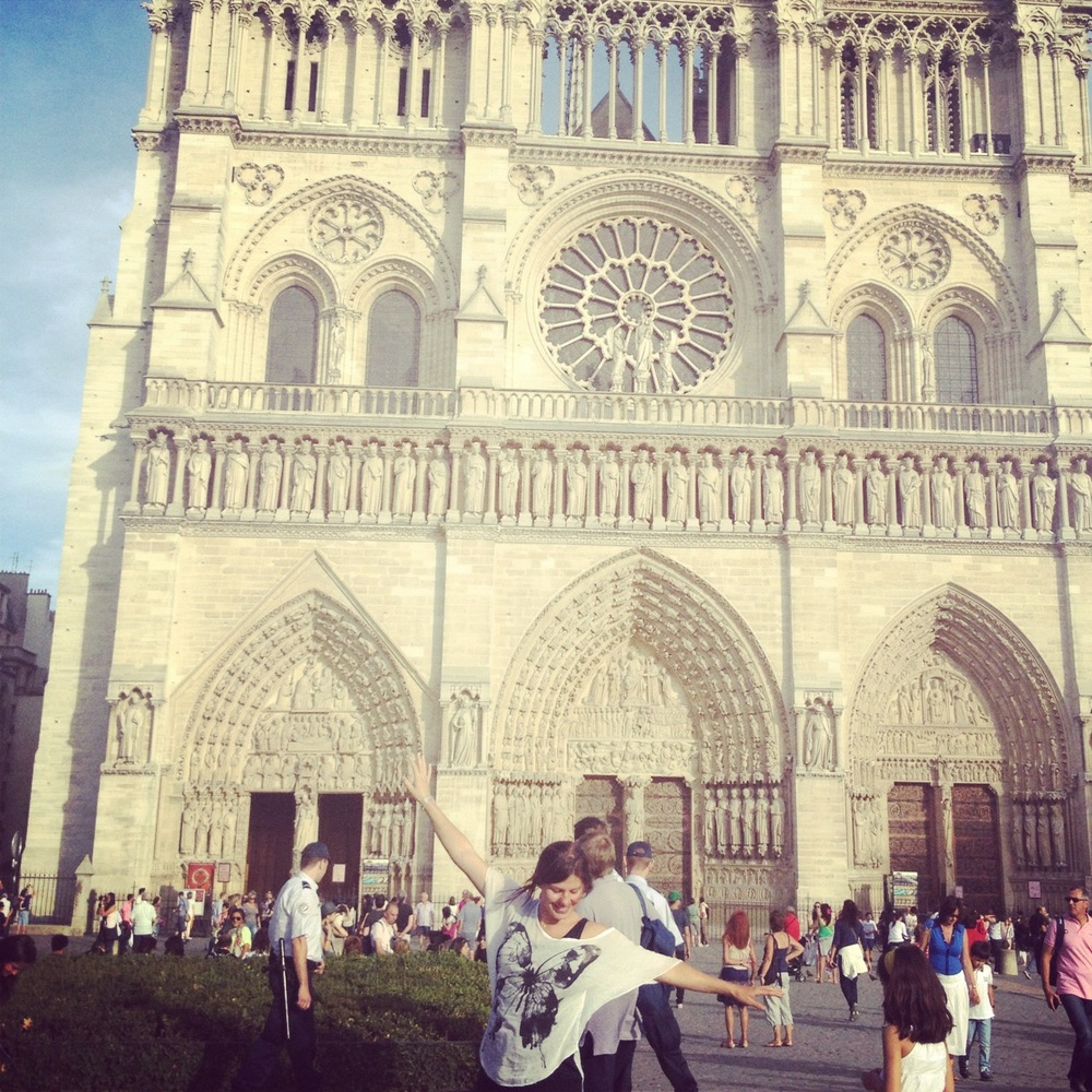 Notre Dame, Our Lady