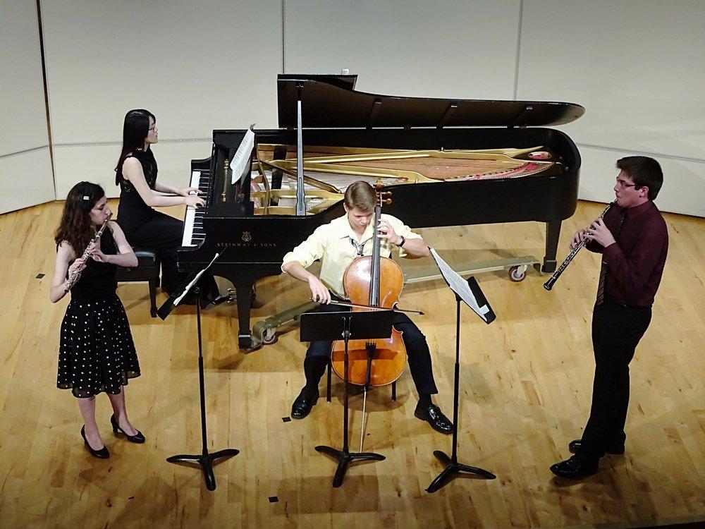 student concert, icmf 2016