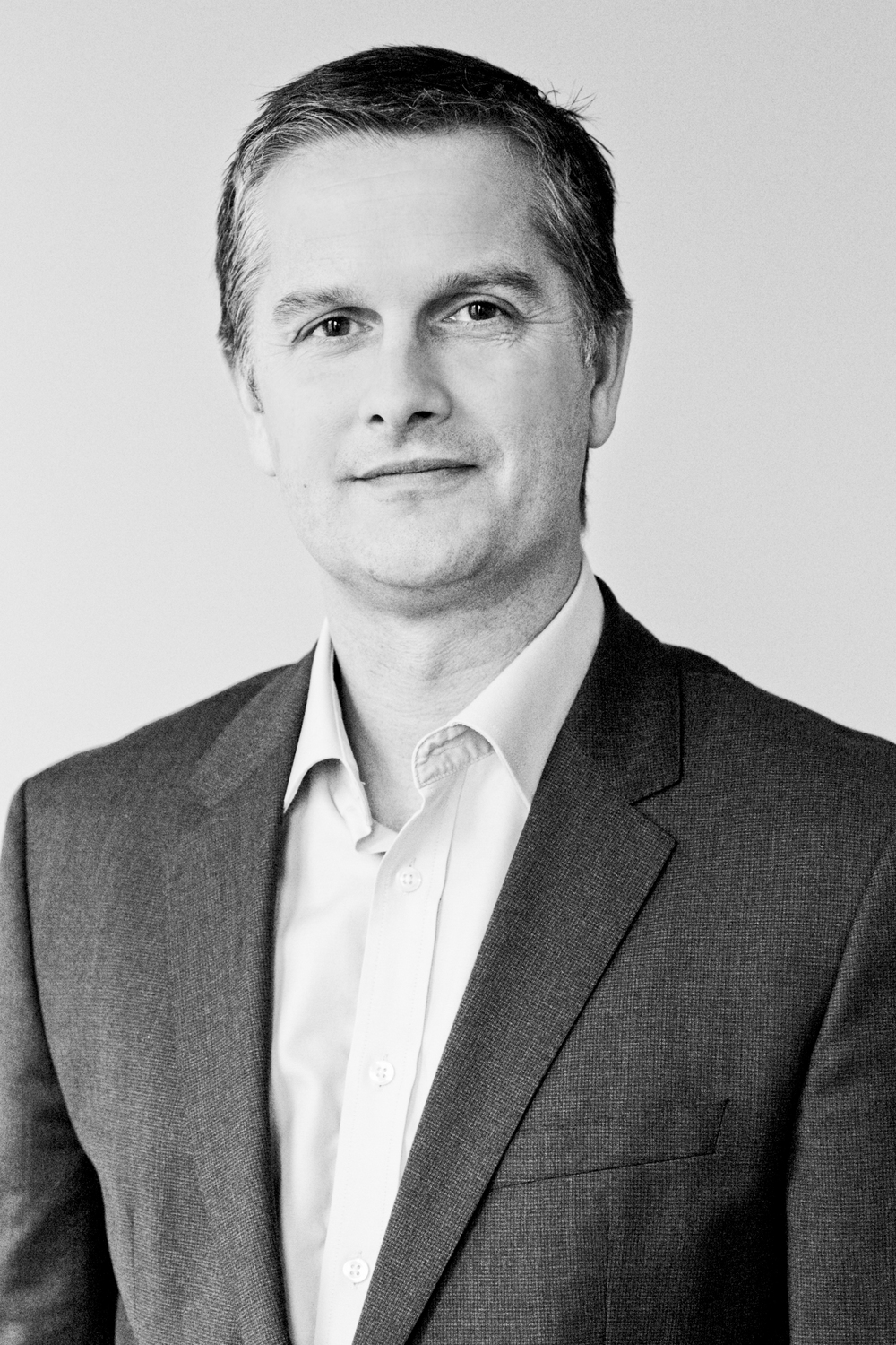 Christer Farstad Executive Director |Corporate Services