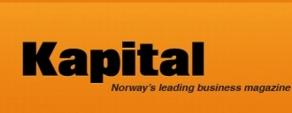 Publisert av Kapital, Hegnar Media. Skrevet av Christer Farstad.