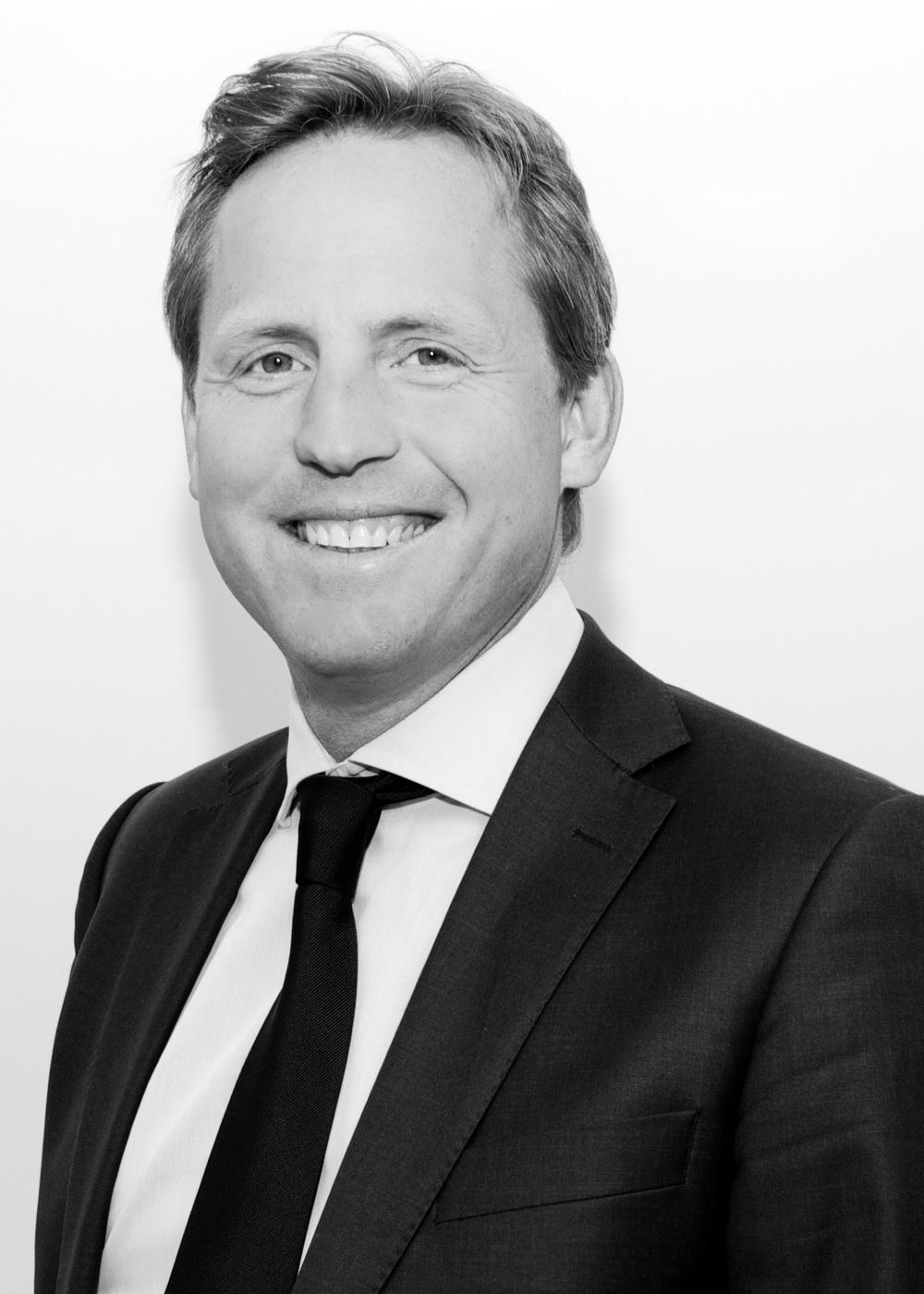 Administrerende direktør John O. Solberg.
