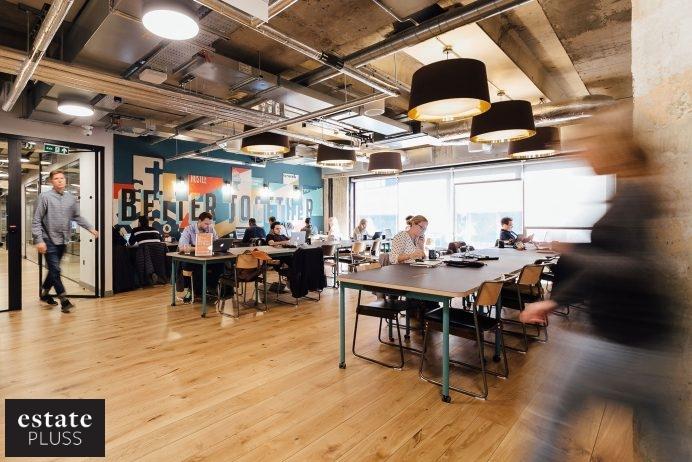 Melder seg på i coworking-kappløpet - CBRE lanserer en løsning der eiendomsbesittere selv kan utvikle coworking-konsepter (Estate Media 28.11.17)