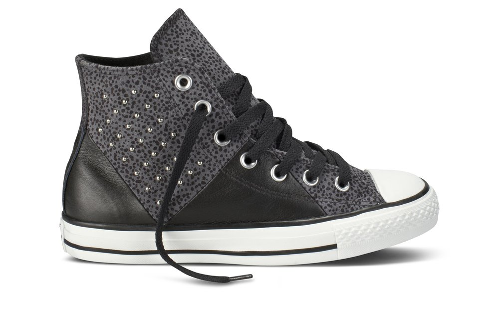 Chuck Taylor All Star Leather Studs